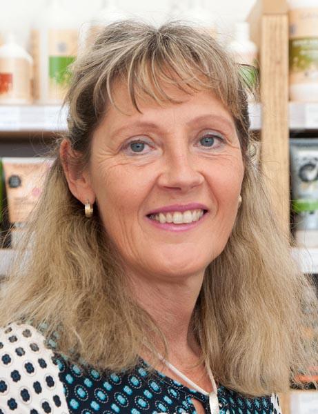 Barbara Werling bei naturPur