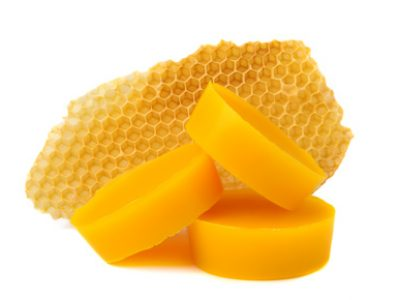 Bienenwachs und Honig